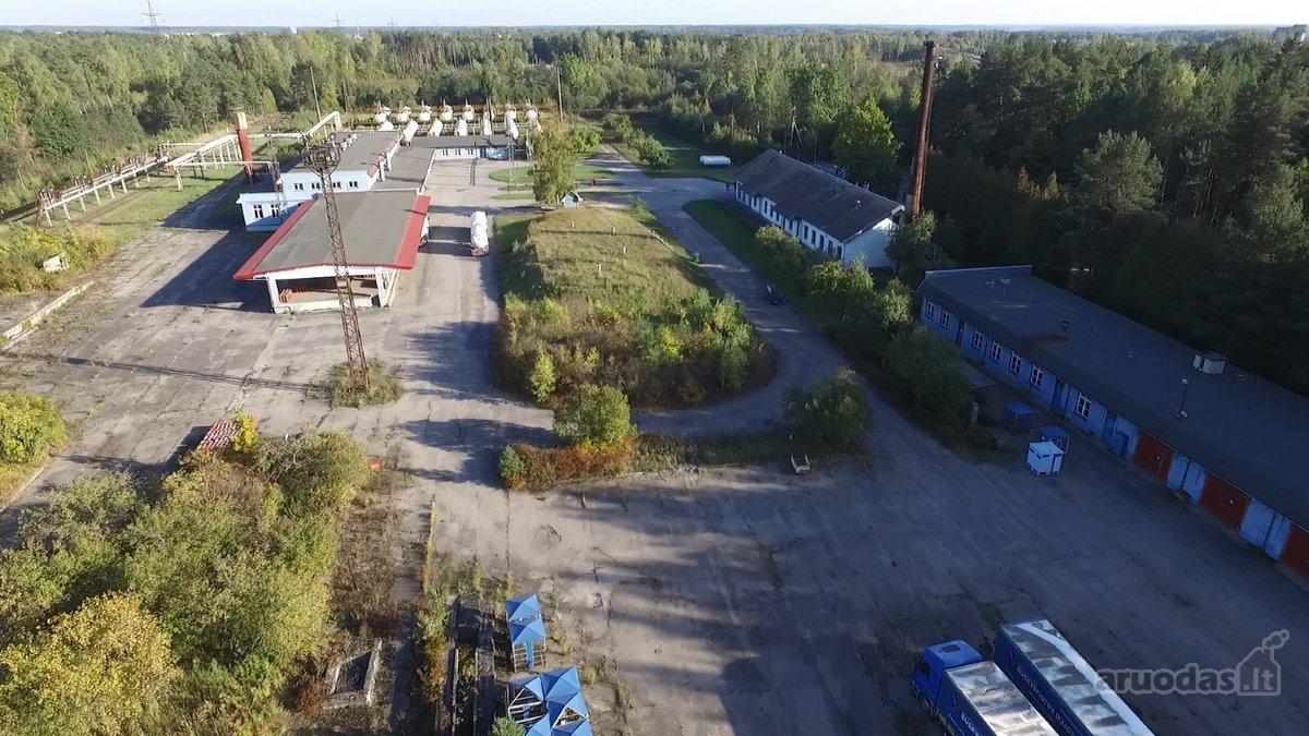 Kauno r. sav., Martinavos k., commercial purpose vacant land