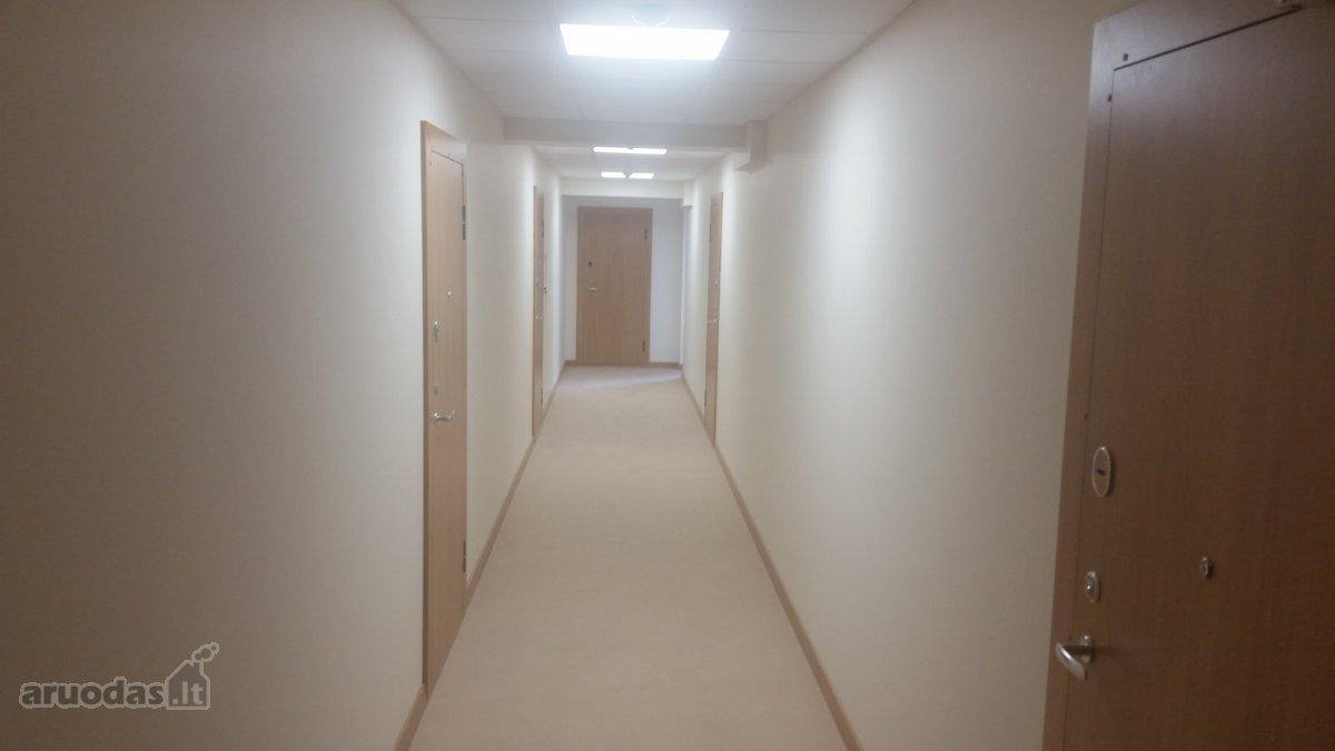 Vilnius, Šnipiškės, Ratnyčios g., 1 kambario butas