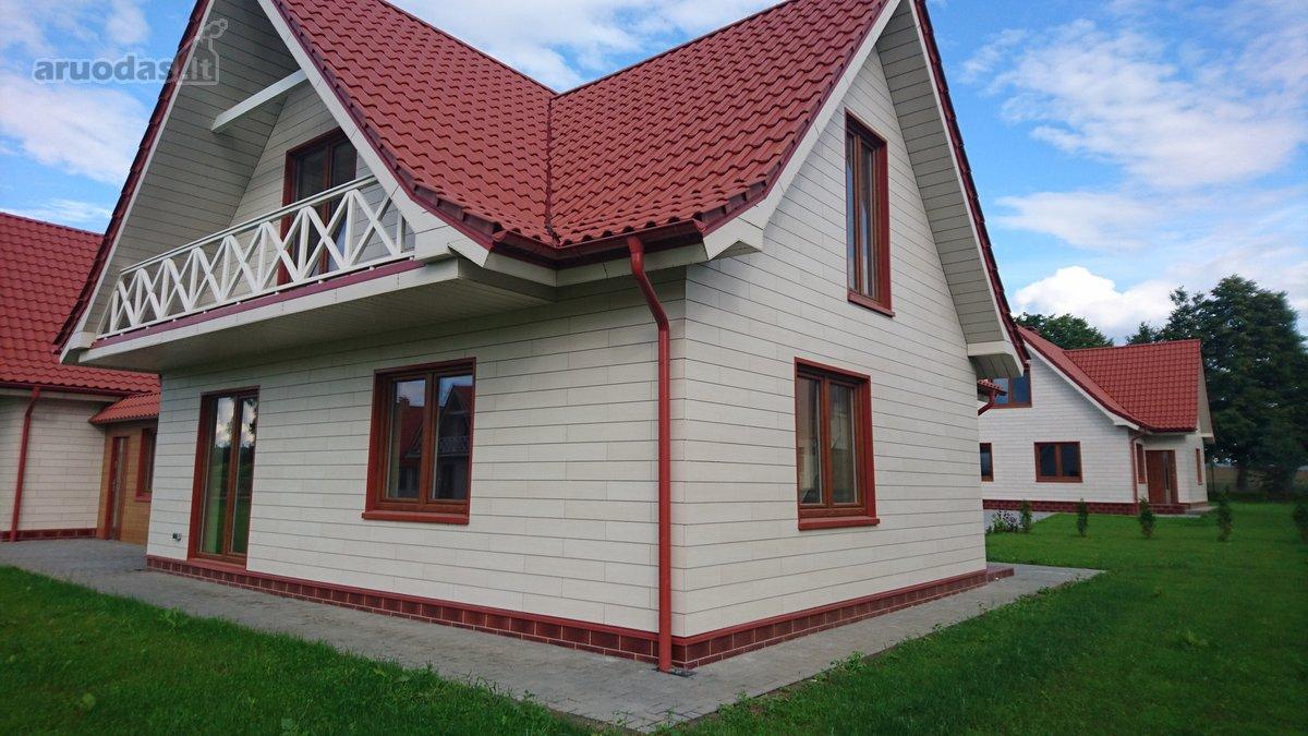 Vilnius, Bajorai, Mėtų g., Namas (gyvenamasis)