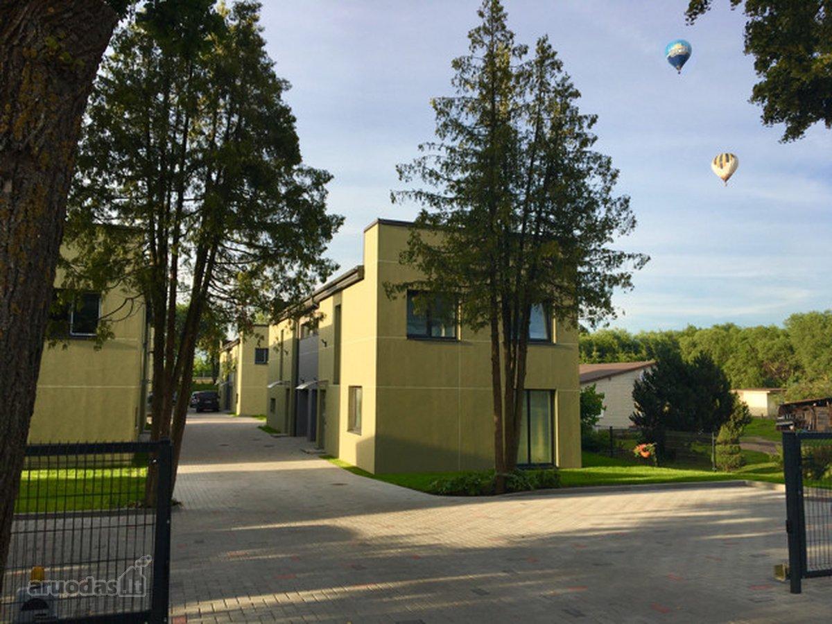 Kaunas, Marvelė, Marvelės g., mūrinis sublokuotas namas