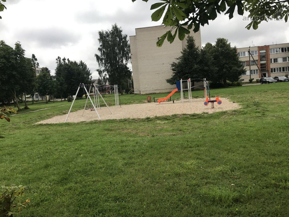 Kupiškio r. sav., Noriūnų k., 3 kambarių butas