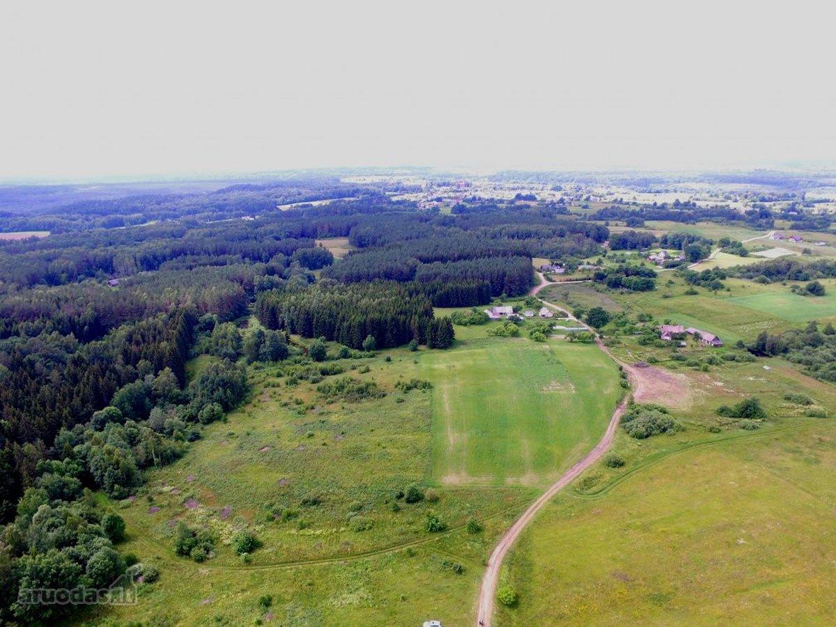 Vilniaus r. sav., Dūkštų k., žemės ūkio paskirties sklypas