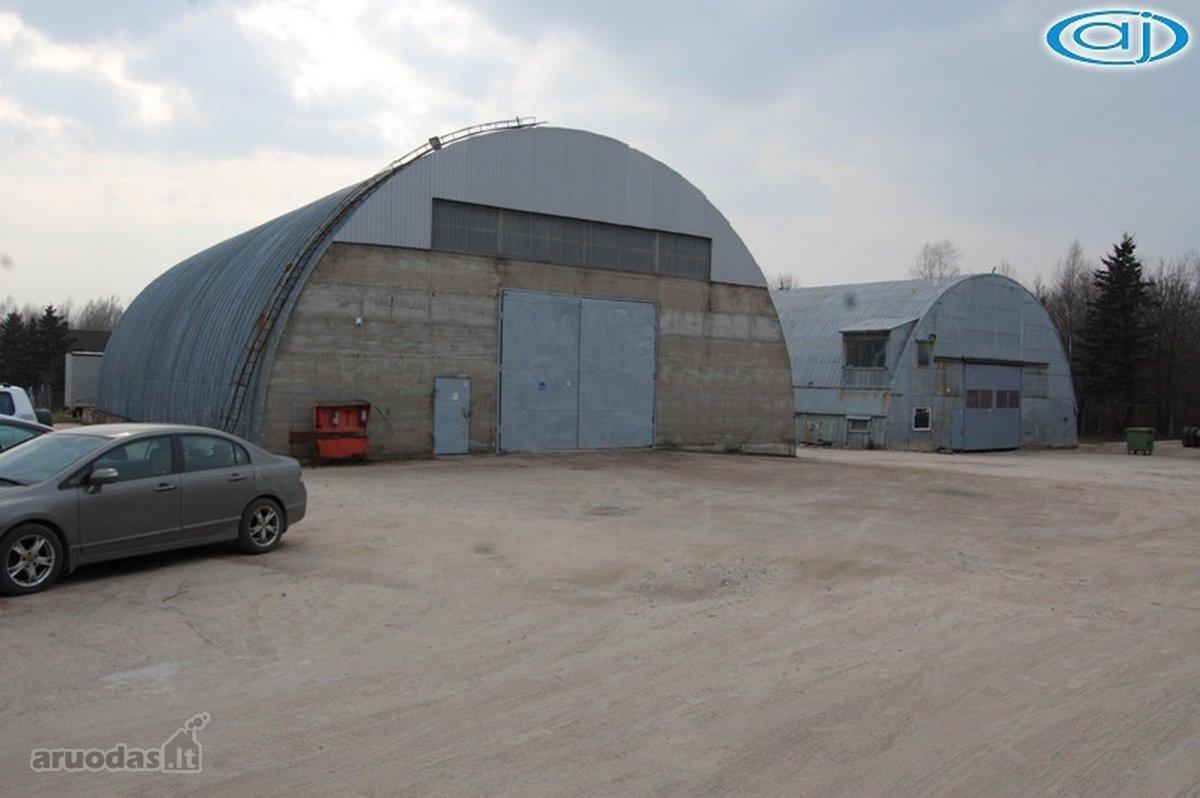 Vilnius, Kirtimai, Eišiškių pl., sandėliavimo, gamybinės paskirties patalpos nuomai
