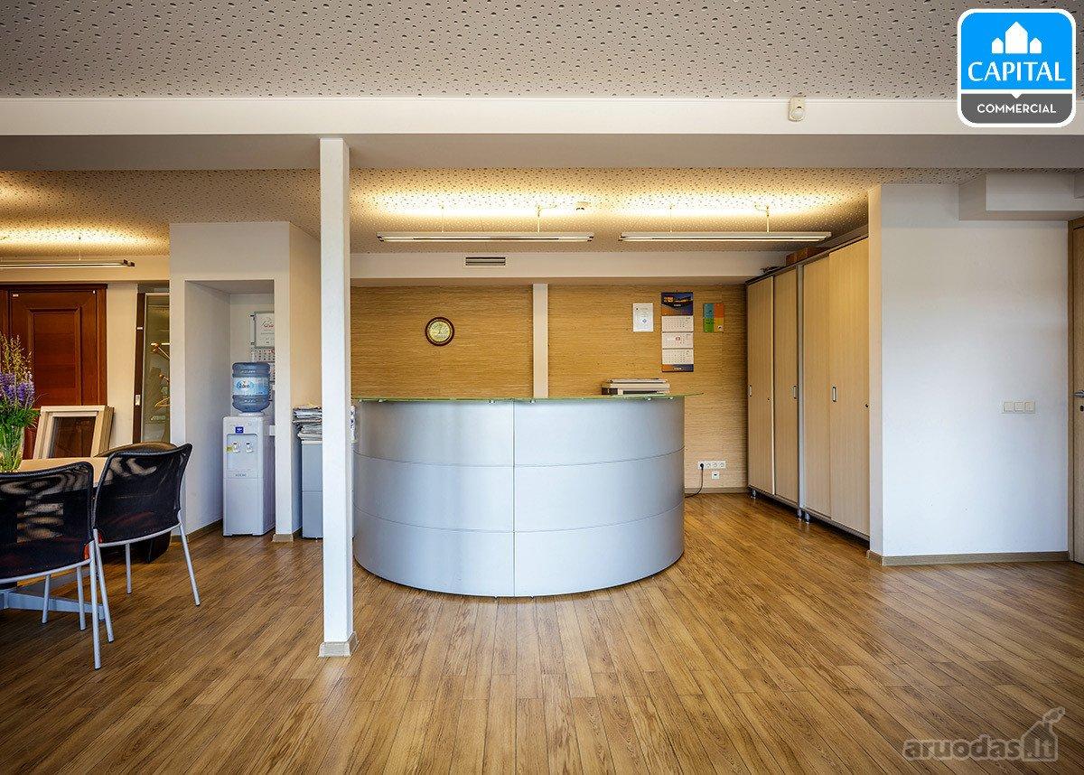 Klaipėda, Vėtrungė, Birutės g., biuro, prekybinės, paslaugų, kita paskirties patalpos