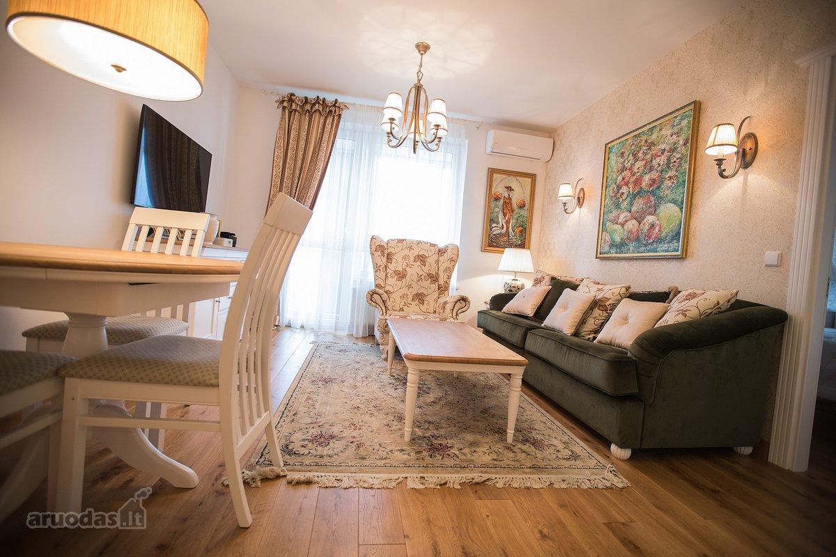 Klaipėda, Miškas, Dragūnų g., 2 kambarių butas