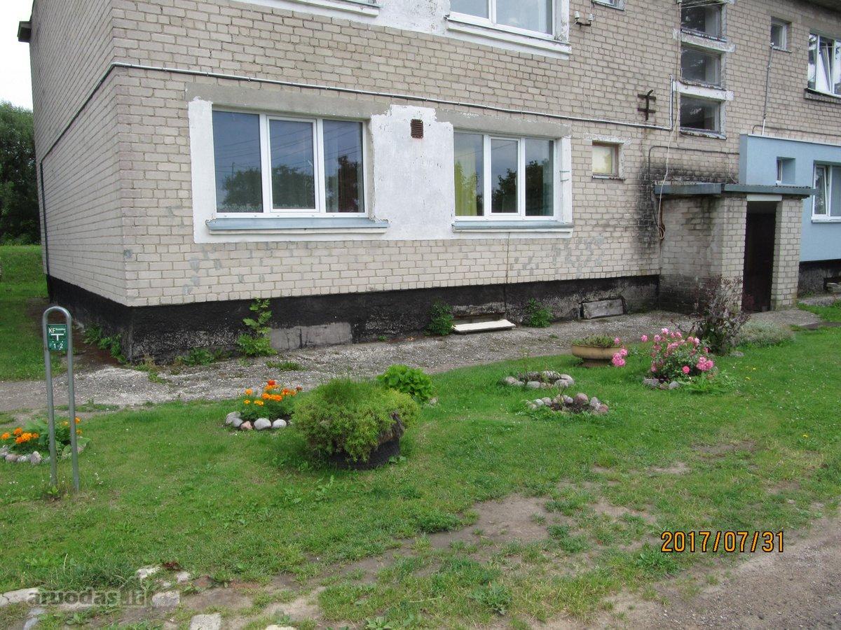 Klaipėdos r. sav., Priekulės m., Žalgirio g., 3 kambarių butas