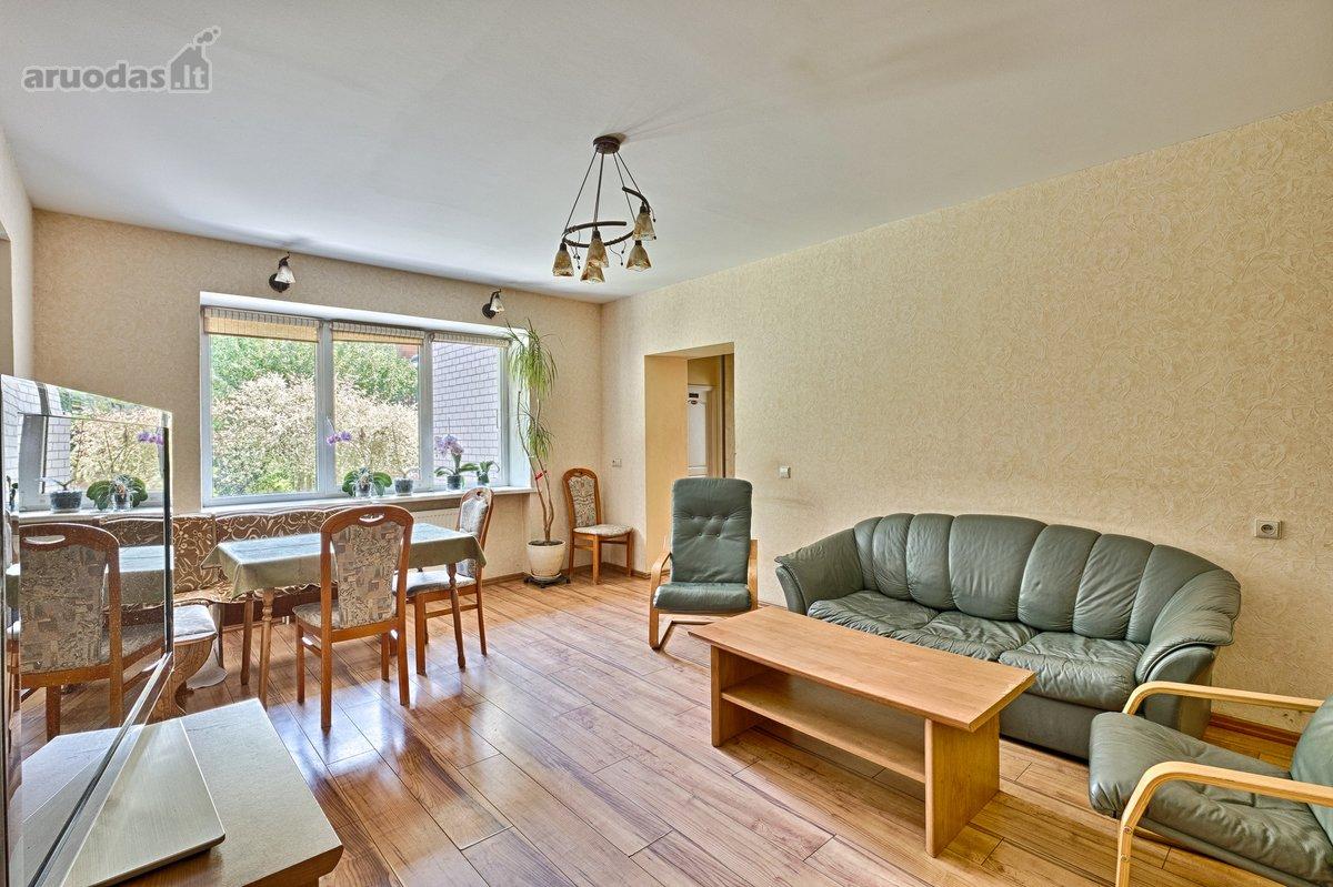 Vilnius, Antakalnis, Svajonių g., 5 kambarių butas