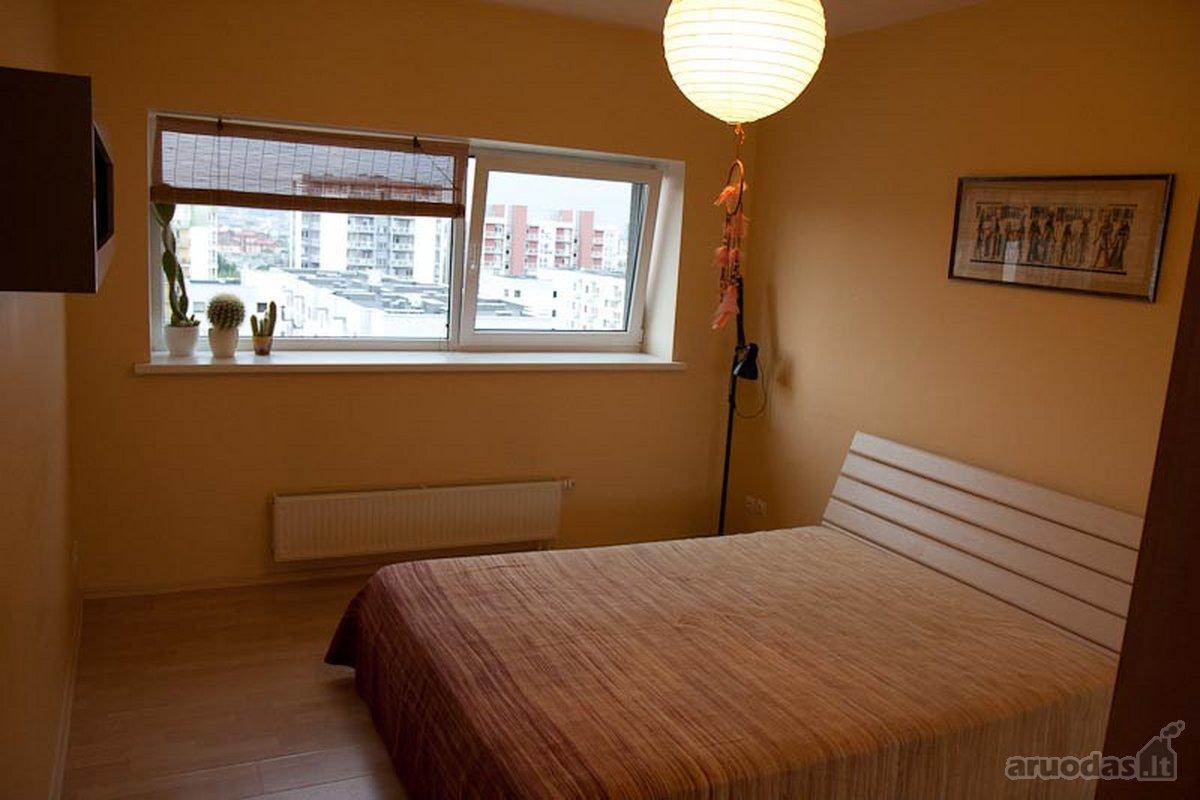 Vilnius, Šiaurės miestelis, Kazimiero Ladygos g., 2 kambarių butas