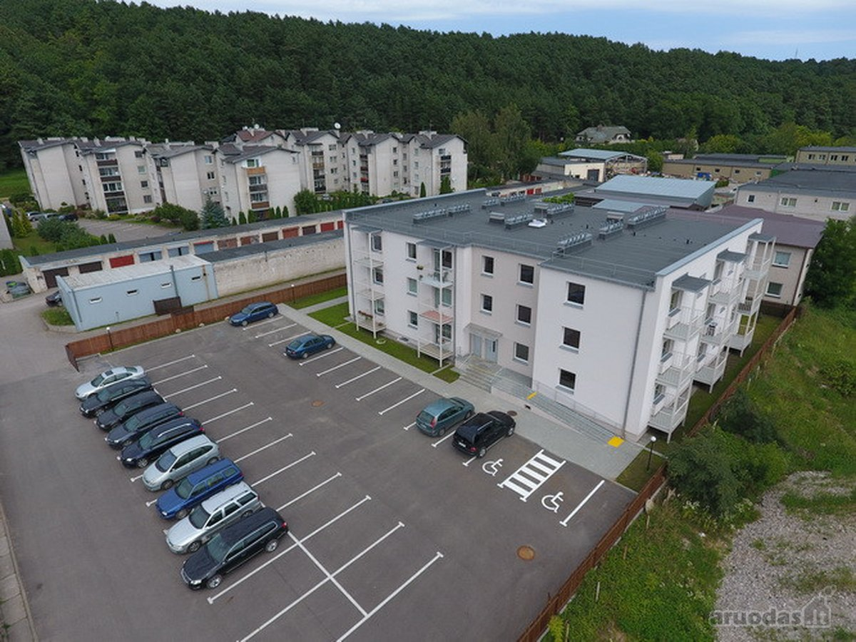 Kaunas, Lampėdžiai, Raudondvario pl., 2 kambarių butas