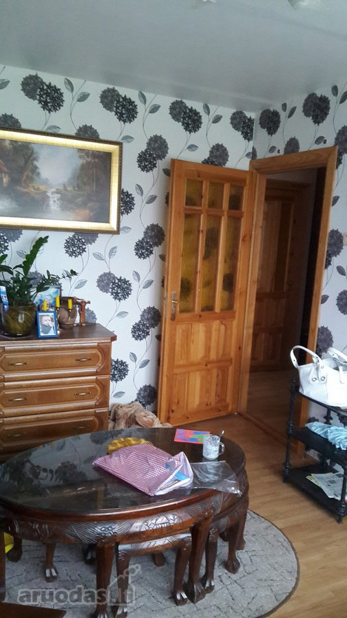 Jonavos m., Kosmonautų g., 2 kambarių butas
