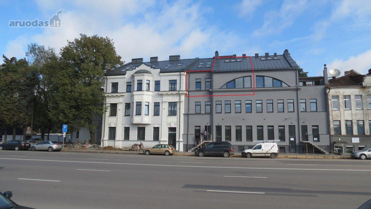 Kaunas, Centras, Karaliaus Mindaugo pr., 4 kambarių butas