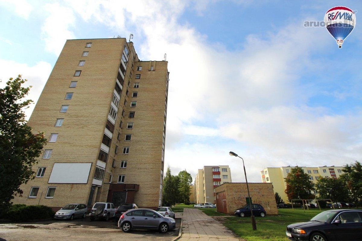 Panevėžys, Klaipėdos, Dariaus ir Girėno g., 2 kambarių butas