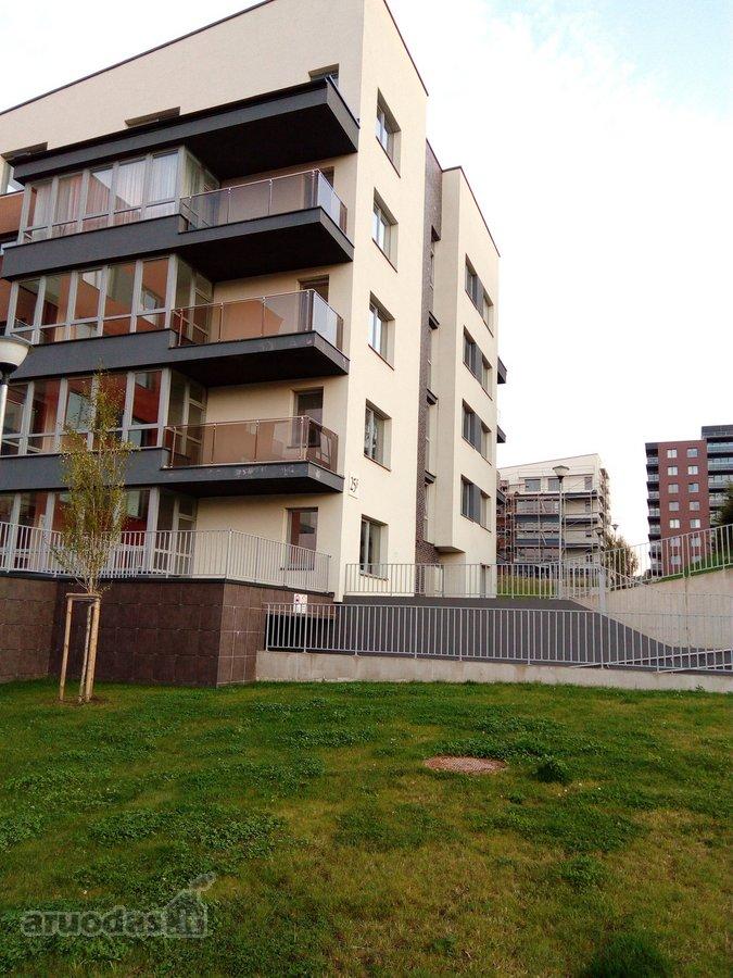 Klaipėda, Miškas, Panevėžio g., 2 kambarių butas