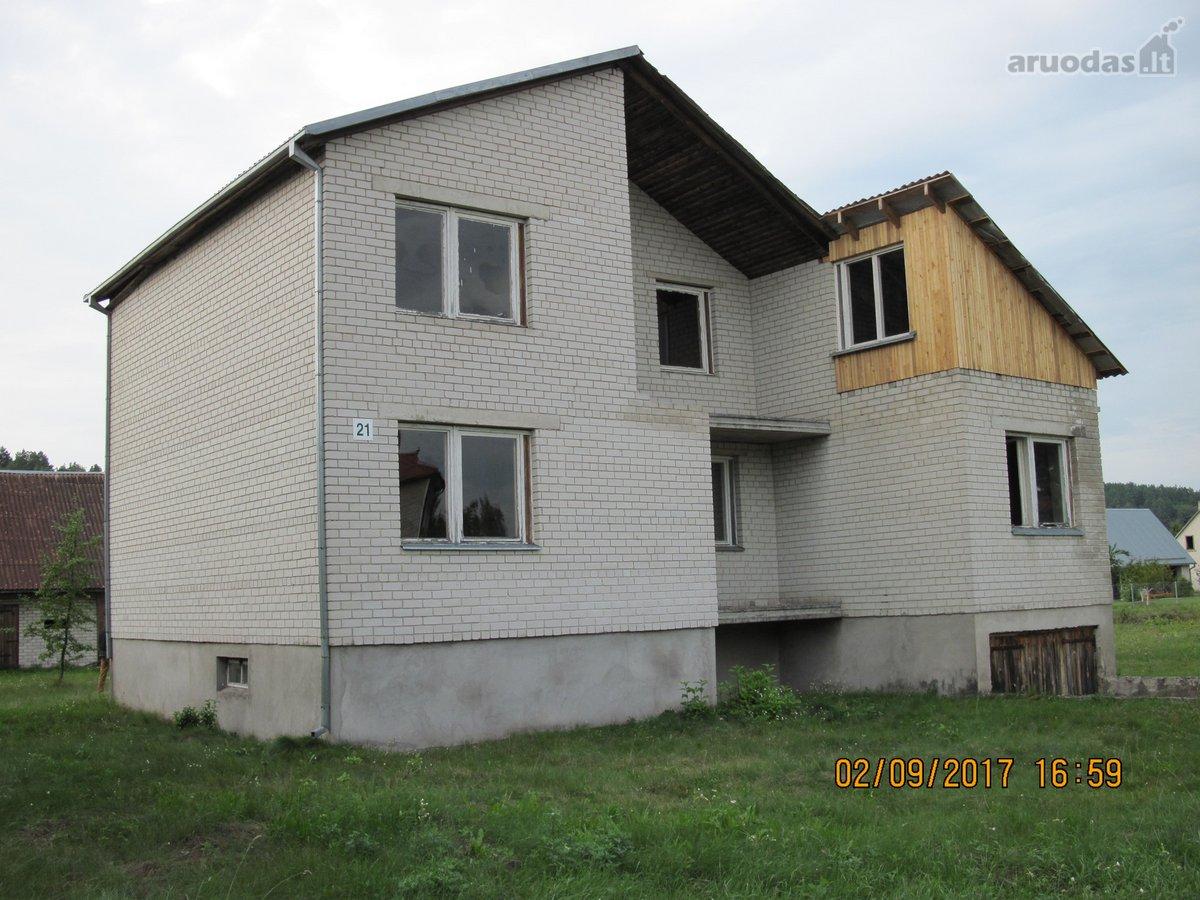 Druskininkų sav., Gailiūnų k., Kaštonų g., mūrinis namas