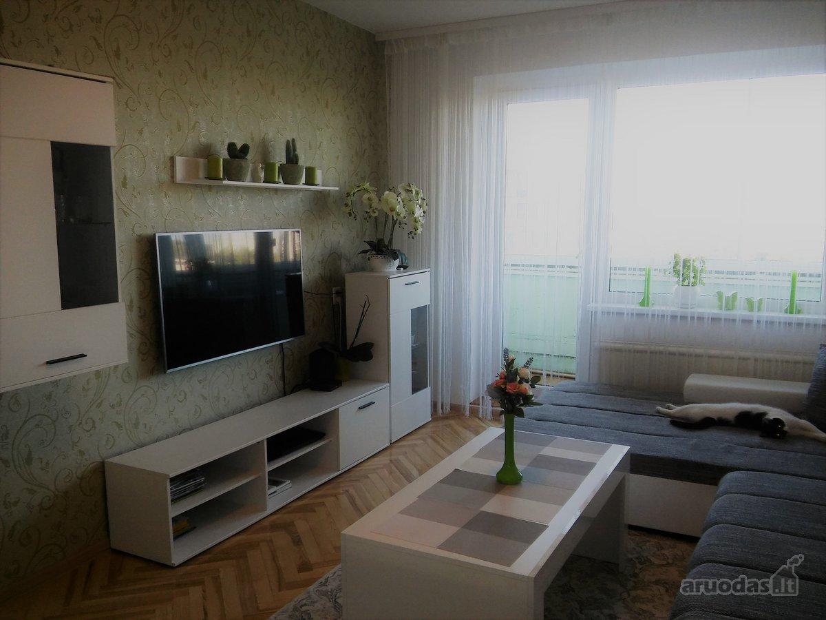 Kaunas, Eiguliai, S. Žukausko g., 4 kambarių butas