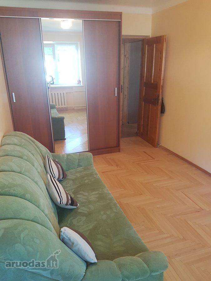 Kaunas, Vilijampolė, Bajorų g., 3 kambarių butas