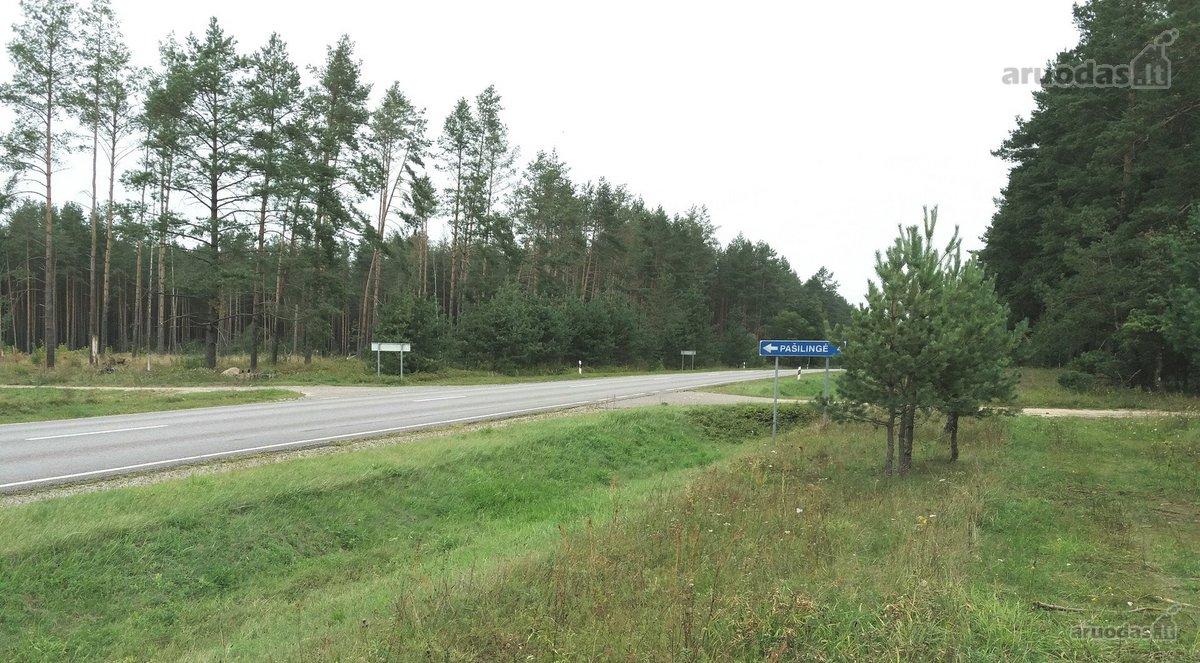 Varėnos r. sav., Norulių k., Šilingės g., namų valdos, žemės ūkio, miškų ūkio paskirties sklypas