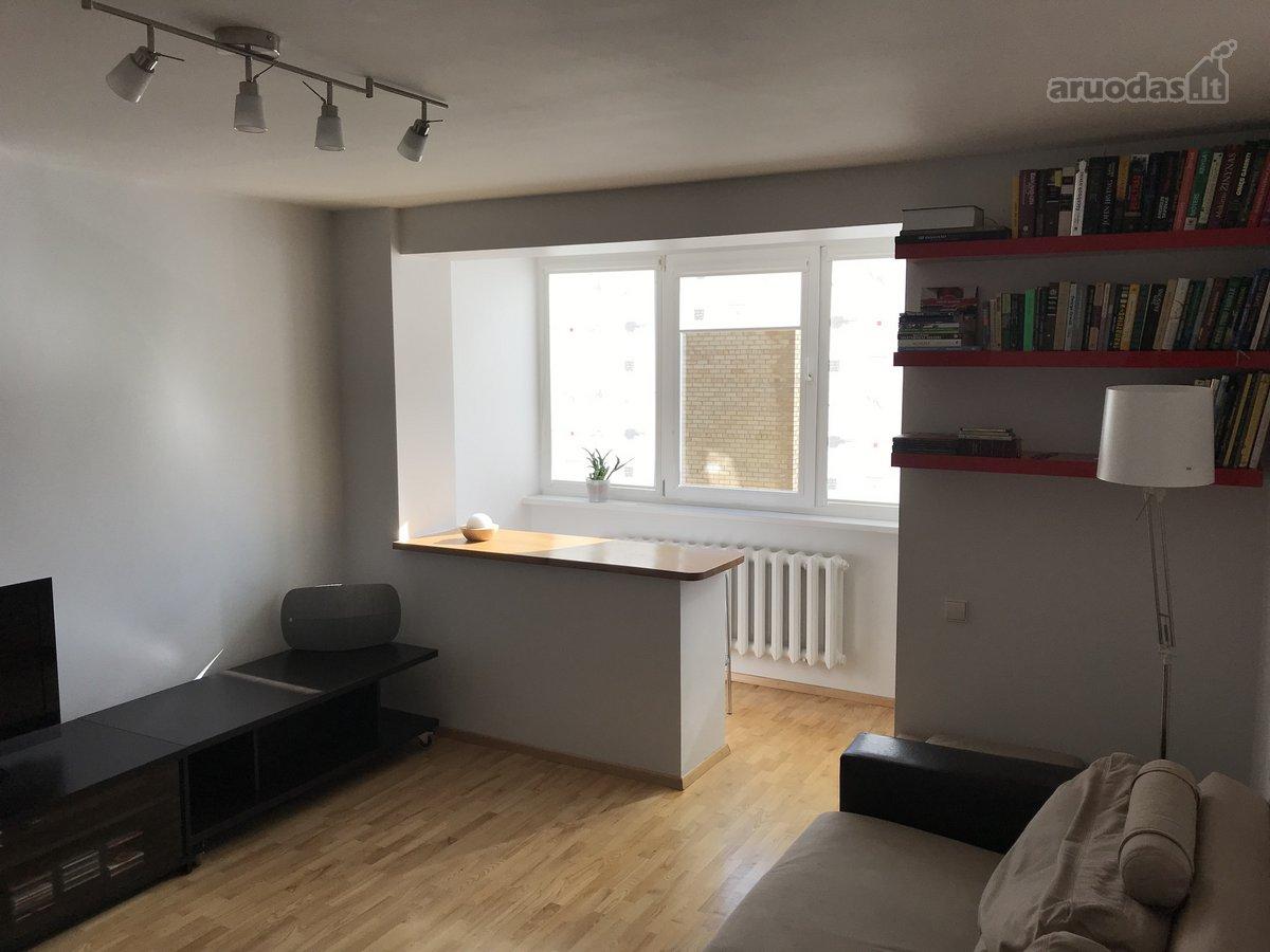 Palanga, Medvalakio g., 3 kambarių butas