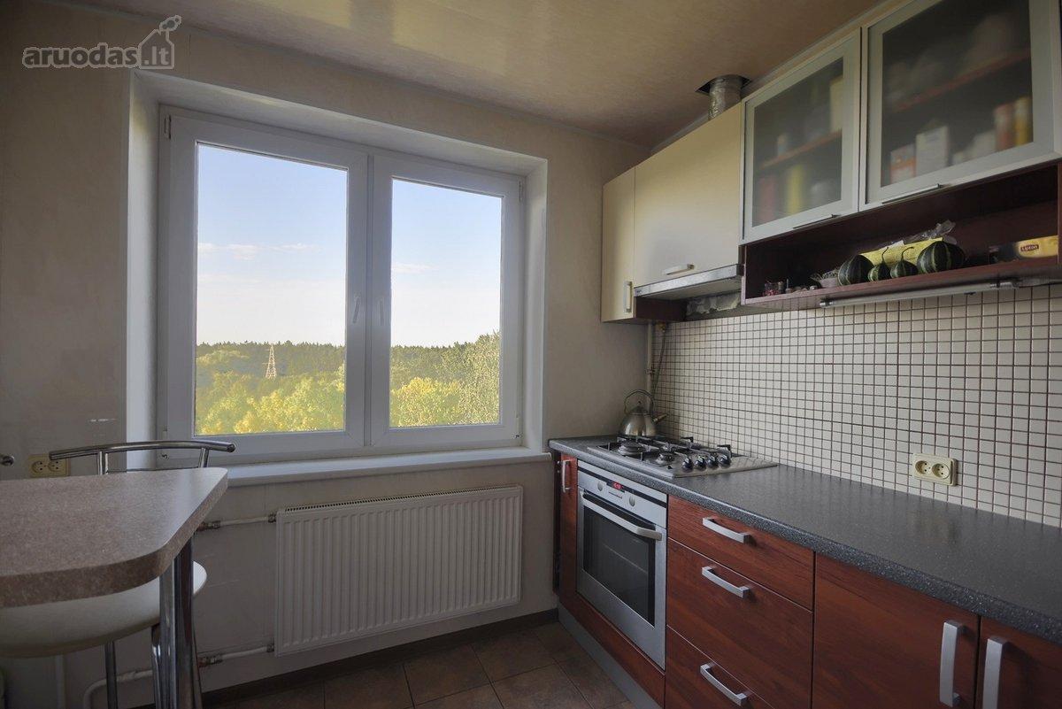Kaunas, Eiguliai, Ašigalio g., 2 kambarių butas