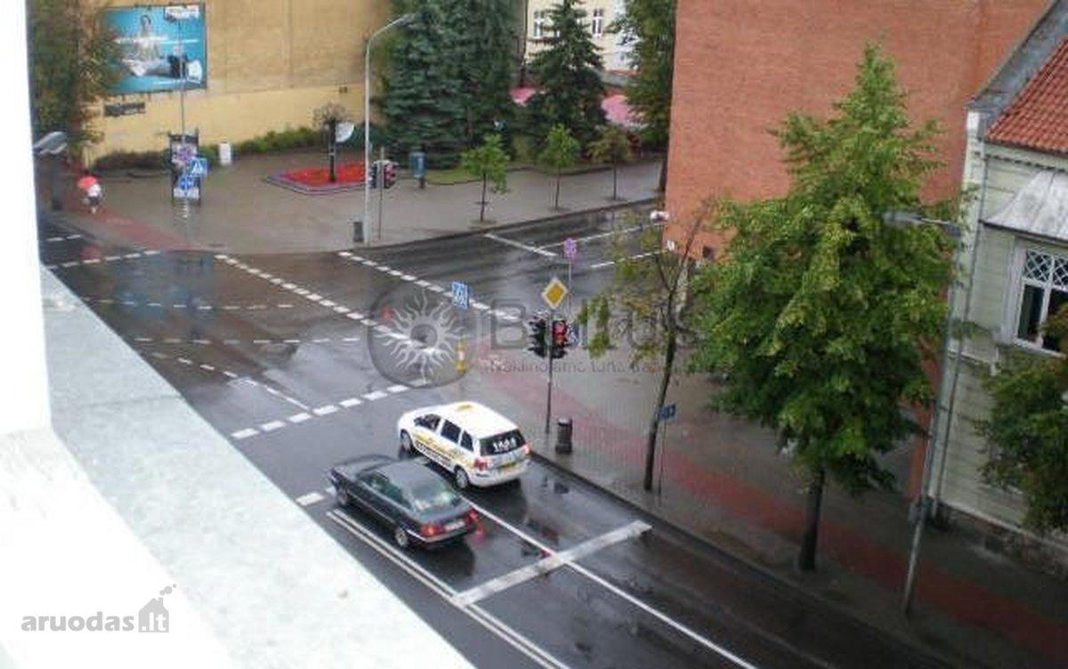 Klaipėda, Centras, H. Manto g., 3 kambarių butas