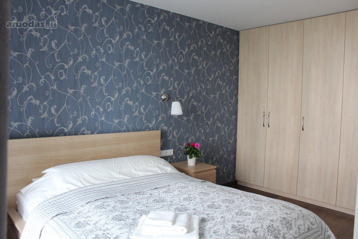Vilnius, Naujamiestis, A. Vivulskio g., 2 kambarių buto nuoma
