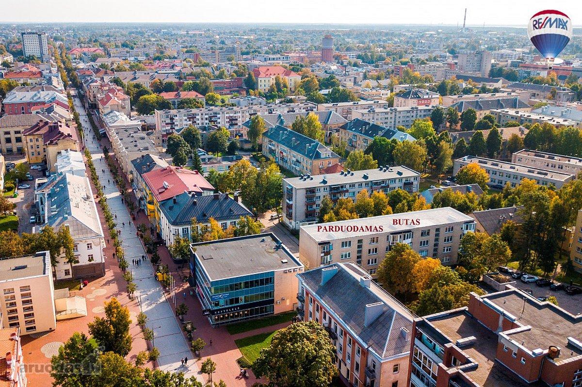 Šiauliai, Centras, A. Mickevičiaus g., 4 kambarių butas