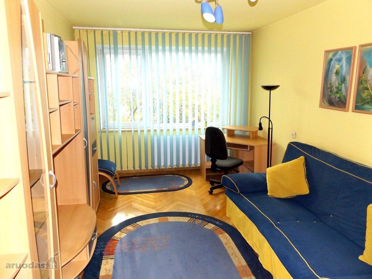 Kaunas, Dainava, Savanorių pr., 1 kambario butas