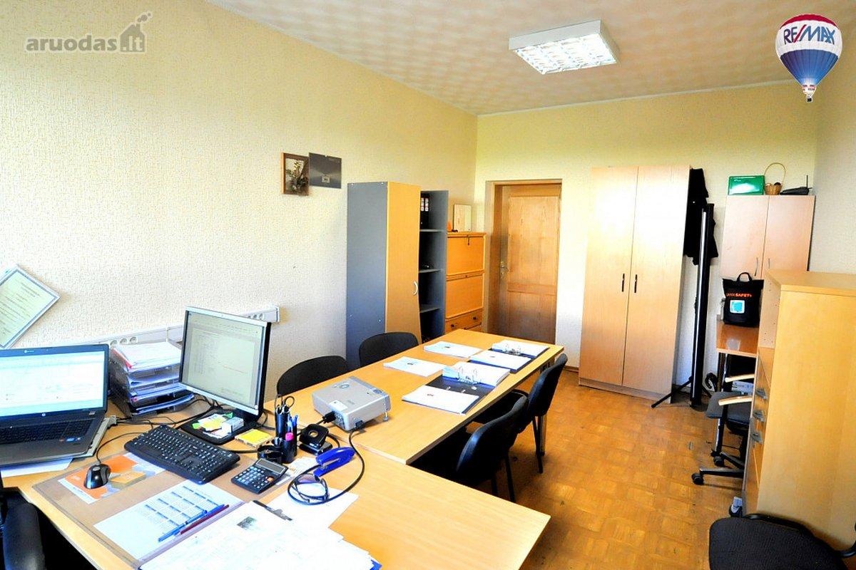 Kaunas, Centras, A. Juozapavičiaus pr., biuro, prekybinės, paslaugų, sandėliavimo, gamybinės, kita paskirties patalpos