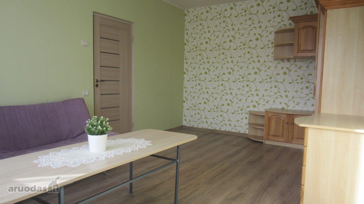 Klaipėda, Alksnynė, Rambyno g., 2 kambarių butas