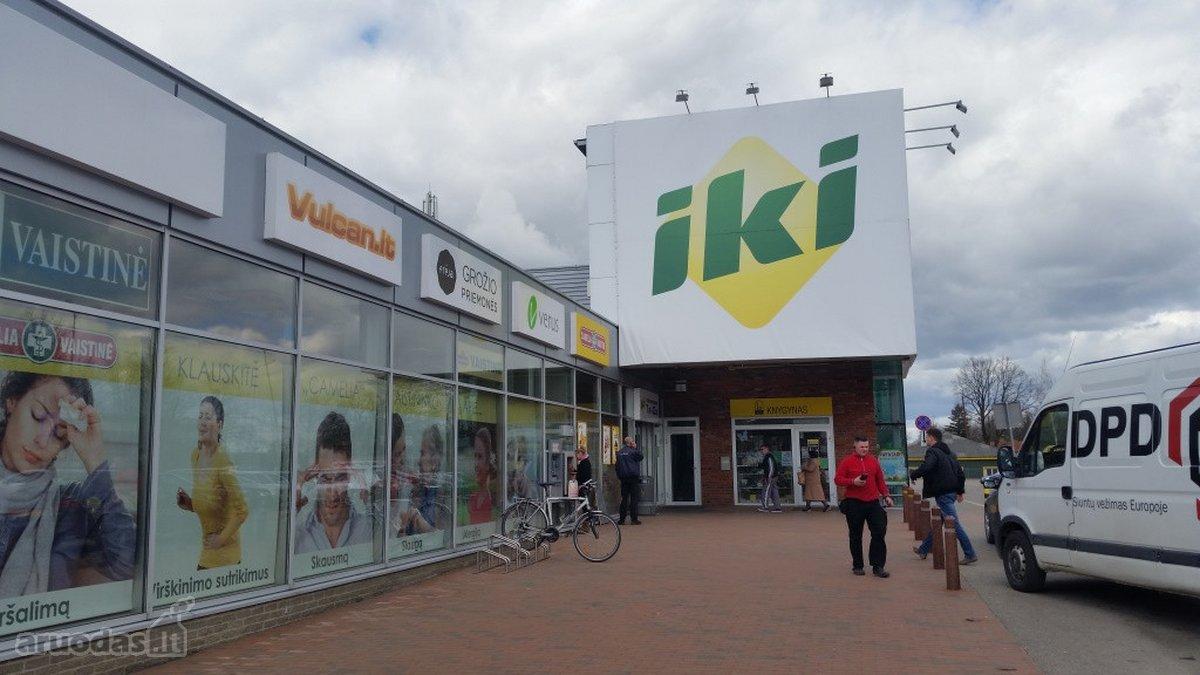 Marijampolės m., Centras, Vytauto g., prekybinės, paslaugų paskirties patalpos nuomai