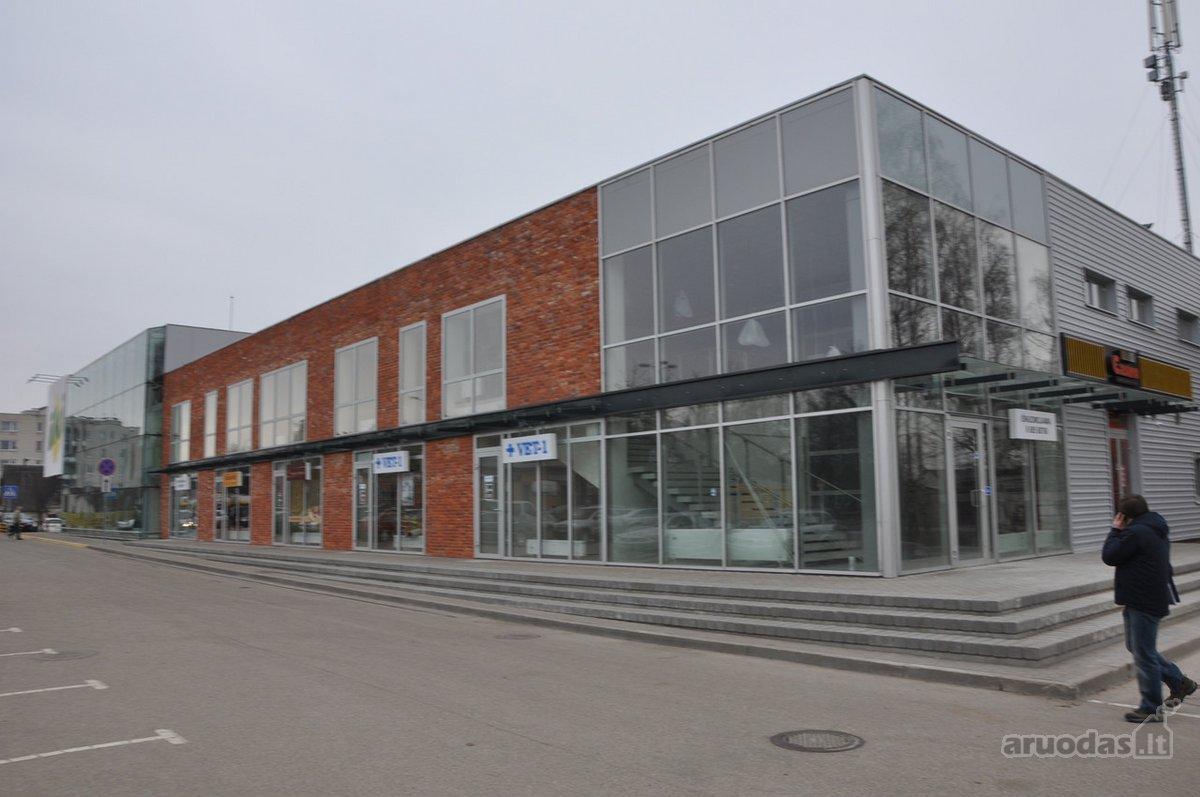 Marijampolės m., Centras, Vytauto g., prekybinės paskirties patalpos nuomai