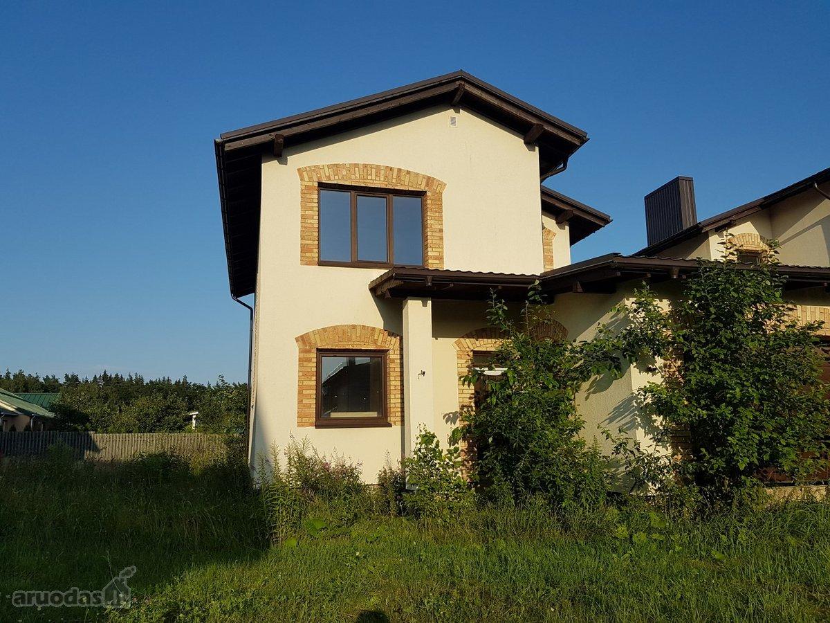 Vilniaus r. sav., Raisteniškių vs., Molio g., 5 kambarių butas