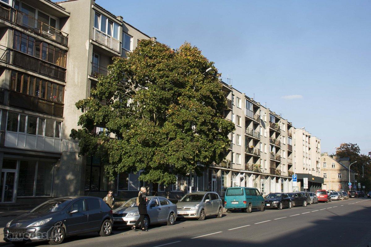 Vilnius, Naujamiestis, S. Konarskio g., 3 kambarių butas