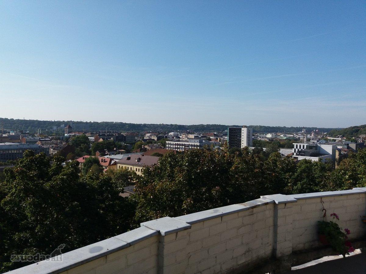Kaunas, Žaliakalnis, Žemaičių g., 3 kambarių butas