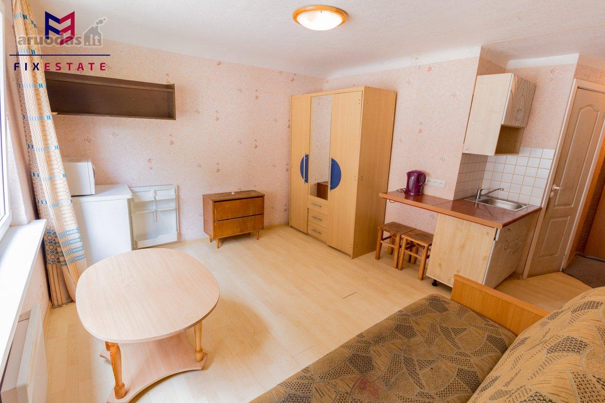 Kaunas, Žaliakalnis, A. Mackevičiaus g., 2 kambarių butas