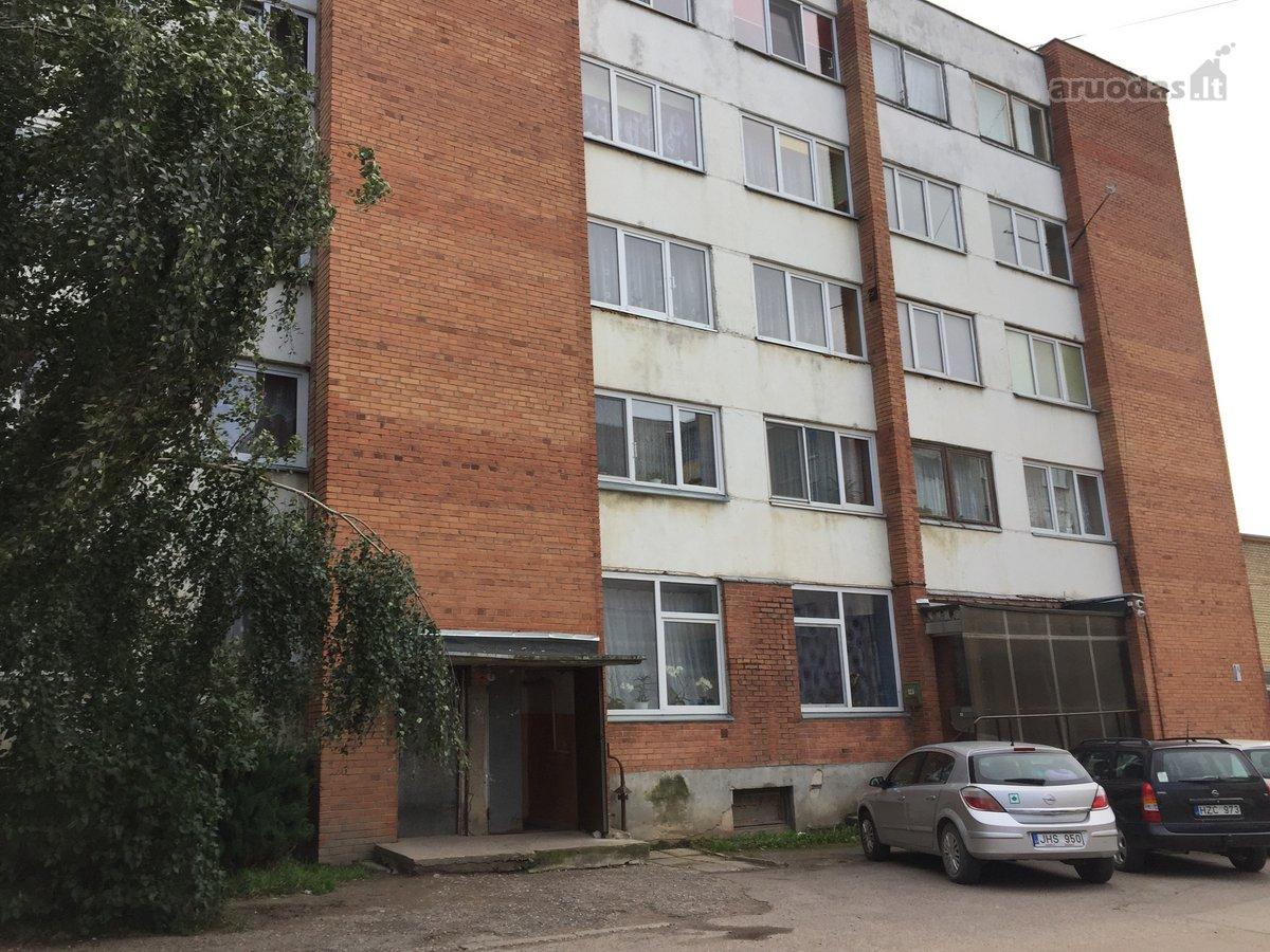 Kauno r. sav., Garliavos m., S. Lozoraičio g., 1 kambario butas