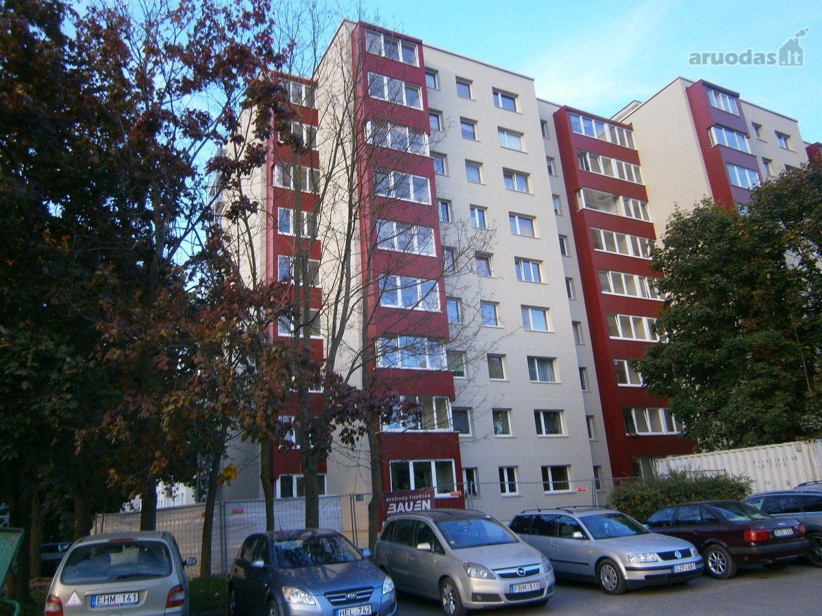 Kaunas, Kalniečiai, P. Lukšio g., 3 kambarių butas