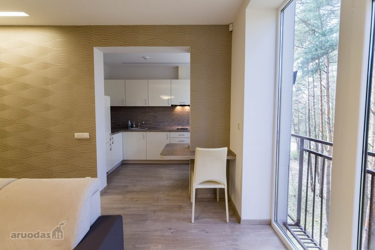 Palanga, Vytauto g., 2 kambarių butas