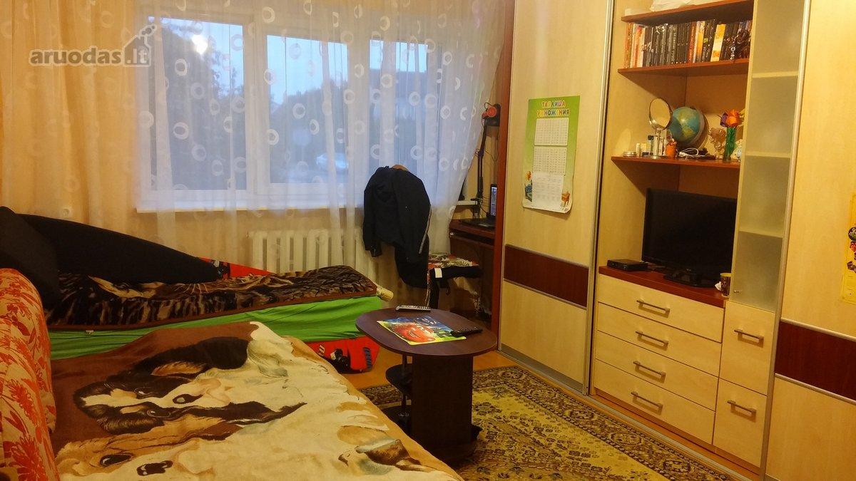 Trakų r. sav., Lentvario m., Pakalnės g., 2 kambarių butas
