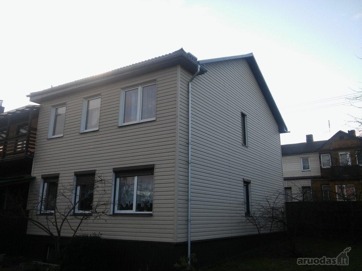 Kaunas, Žemieji Šančiai, Vokiečių g., 4 kambarių butas