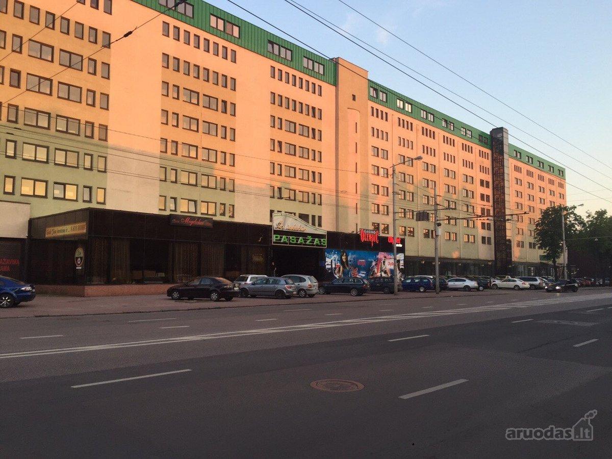 Kaunas, Žaliakalnis, Savanorių pr., biuro, prekybinės, paslaugų, maitinimo paskirties patalpos nuomai