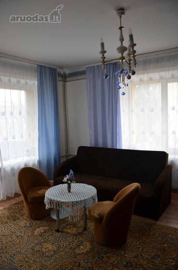 Tauragės m., Dariaus ir Girėno g., 1 kambario butas