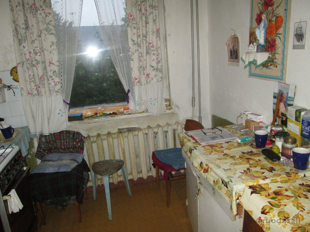 Elektrėnų sav., Vievio m., Stoties g., 1 kambario butas