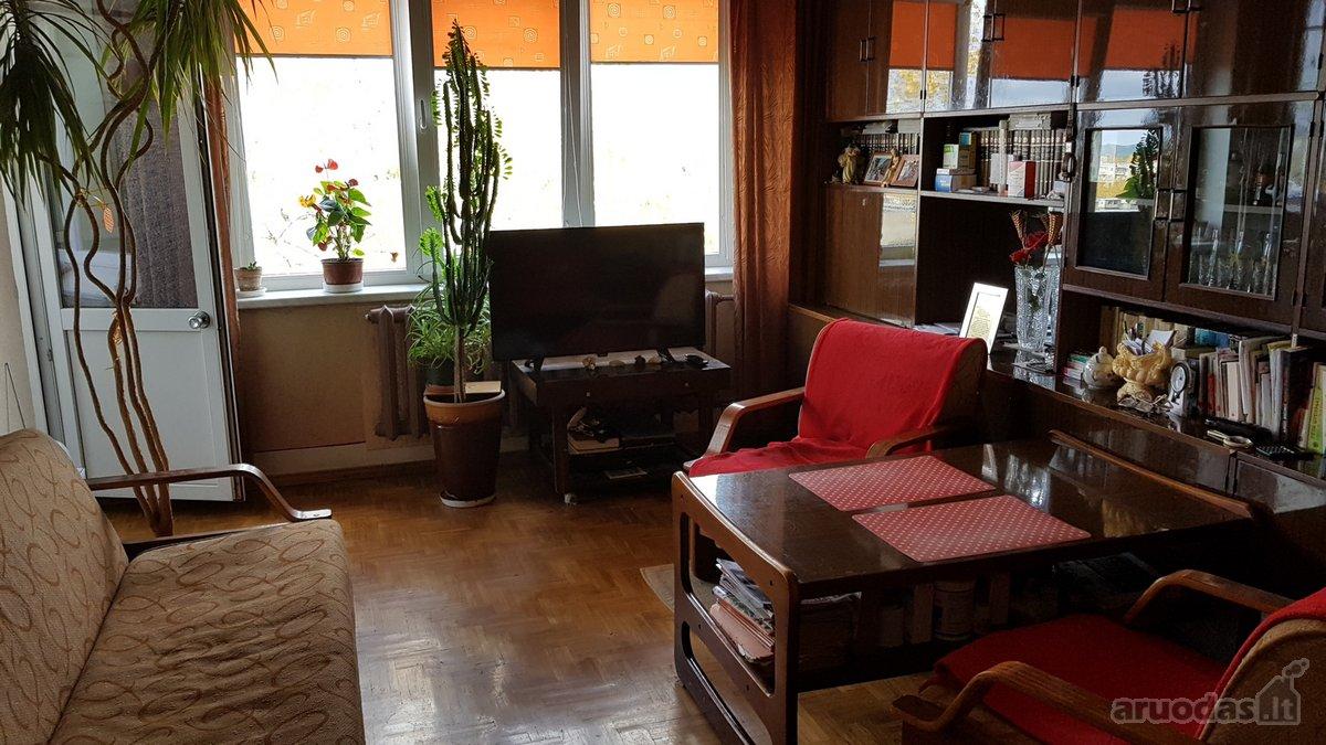 Alytus, Vidzgiris, Statybininkų g., 3 kambarių butas