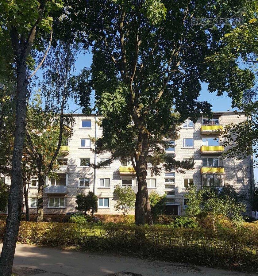 Kaunas, Vilijampolė, Vytenio g., 2 kambarių butas