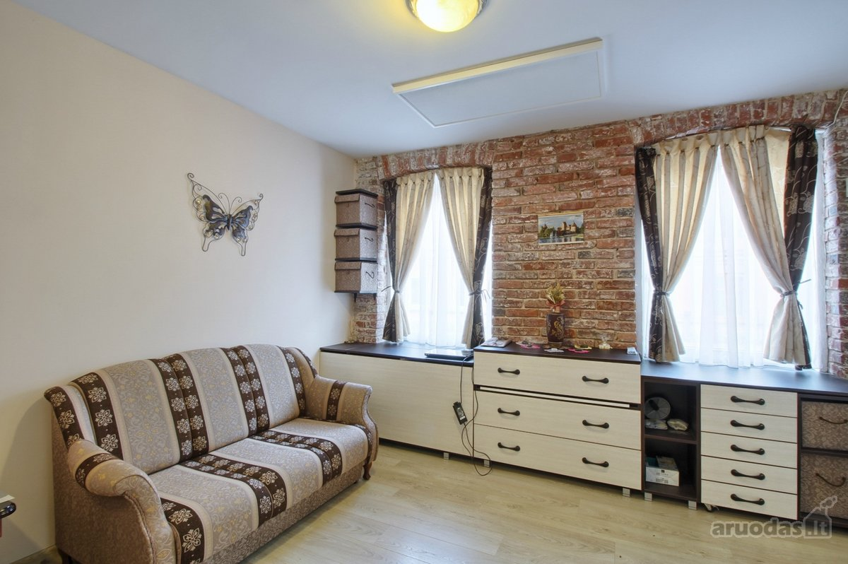 Klaipėda, Centras, Baltikalnio g., 1 kambario butas