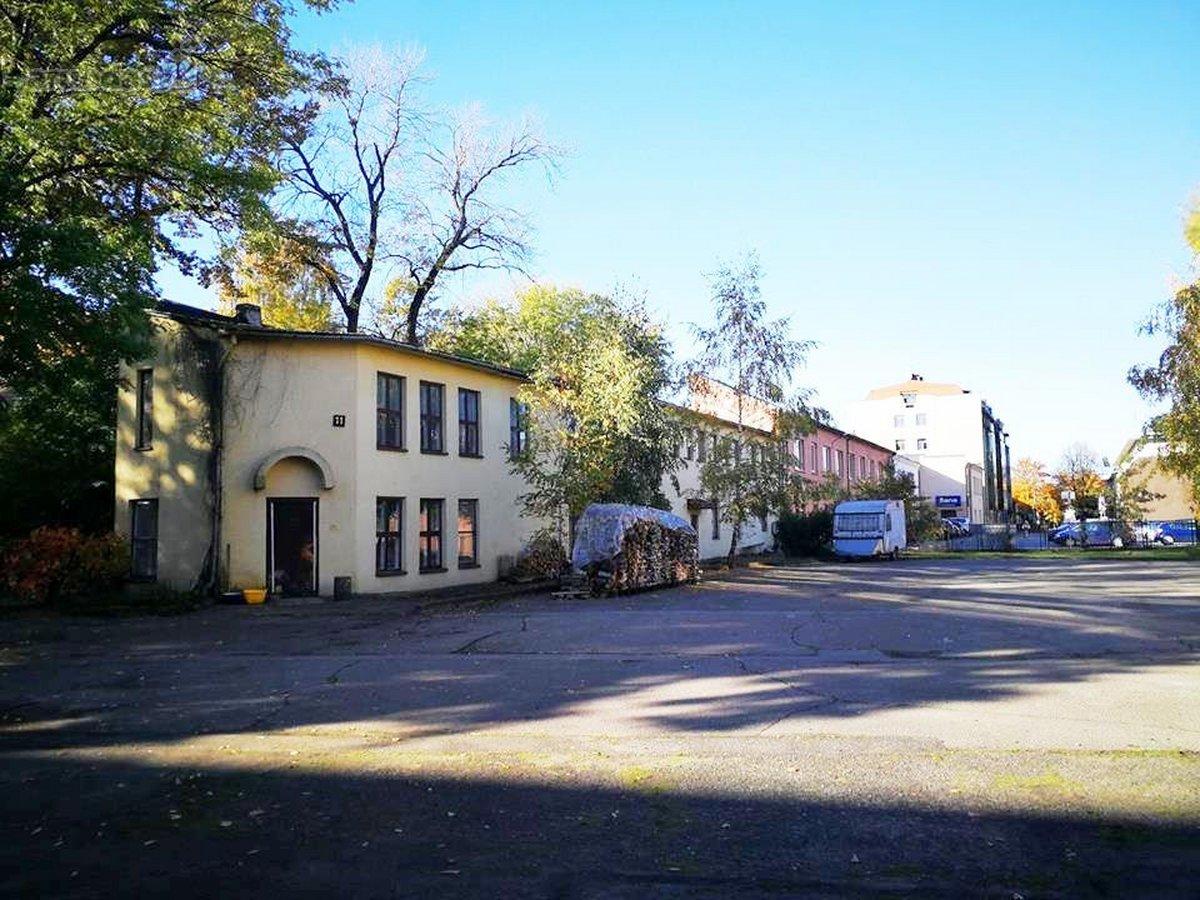 Klaipėda, Centras, S. Daukanto g., namų valdos, sandėliavimo, komercinės, kitos paskirties sklypas