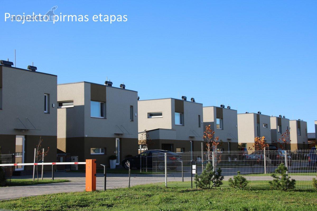 Kaunas, Romainiai, Kaimelės g., 2 kambarių butas