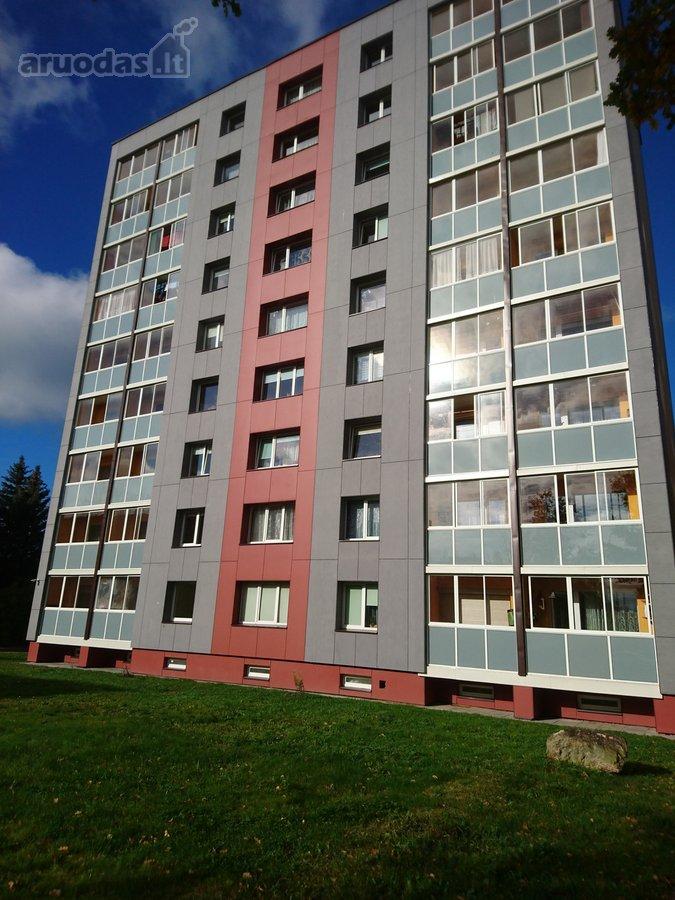 Marijampolės m., Degučiai, Kokolos g., 1 kambario butas