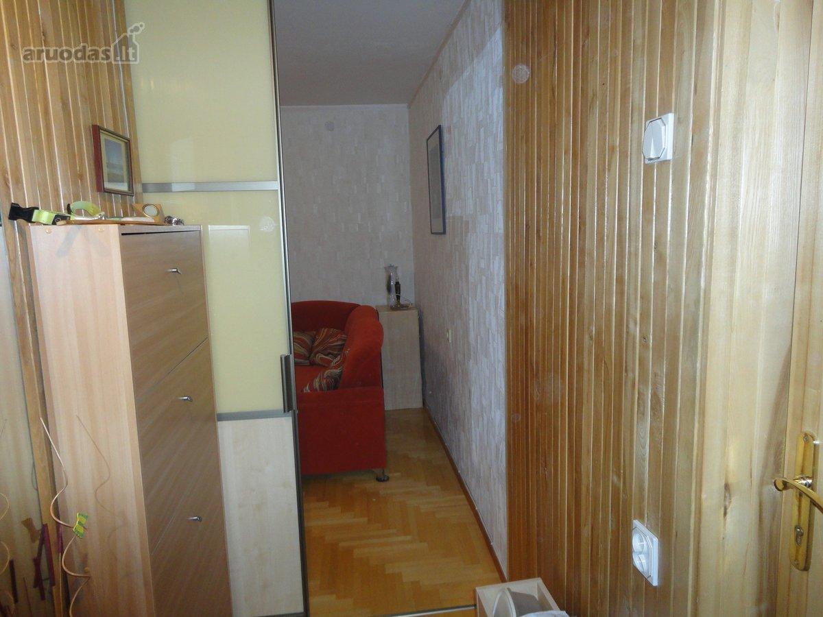Panevėžys, Centras, Margių g., 2 kambarių butas